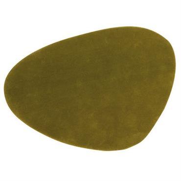 Tapis Calder 90 x 130 cm - Nanimarquina vert en tissu