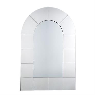 Miroir fenêtre biseauté 80x120