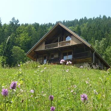 Bienvenue chez Pascale et Jean-Louis ! Amoureux de montagne, ces lyonnais passionnés de randonnées et de vieilles pierres ont acquis ... Domozoom