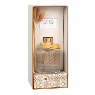 Diffuseur en verre parfum fleur d'oranger 100ML