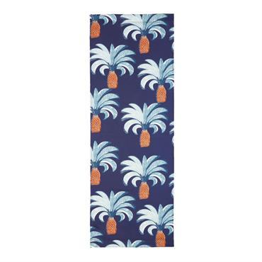 Toile de transat imprimé palmiers compatible avec chilienne PANAMA