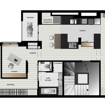 Rénovation complète d'un appartement   Domozoom