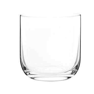 Gobelet en verre transparent