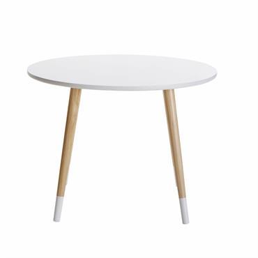 Table ronde enfant blanche D60 Dreams