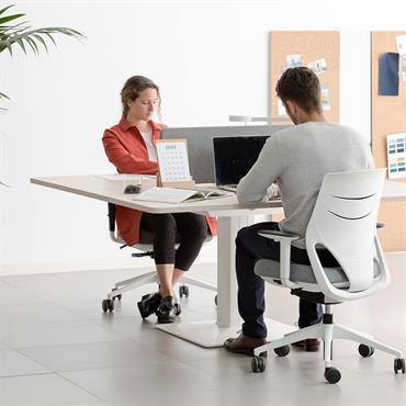 Siège bureau pivotant et ergonomique Efit