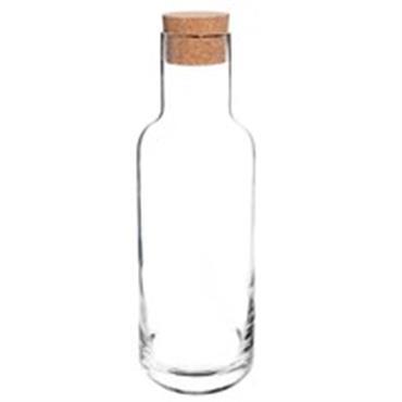 Carafe avec bouchon en verre STOPPER