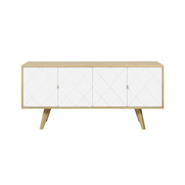 Buffet Butterfly / L 160 cm - POP UP HOME blanc