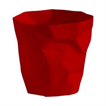 Corbeille Bin Bin Mini / H 25 - Essey rouge en matière plastique