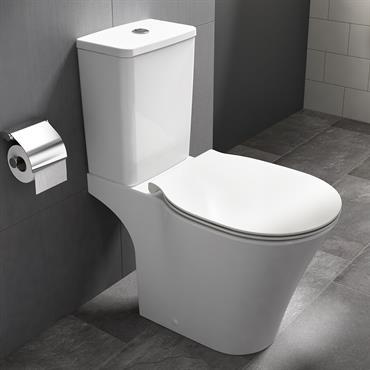 Retrouvez de nombreux modèles de WC au sol innovants et design pour votre plus grand confort.  Domozoom
