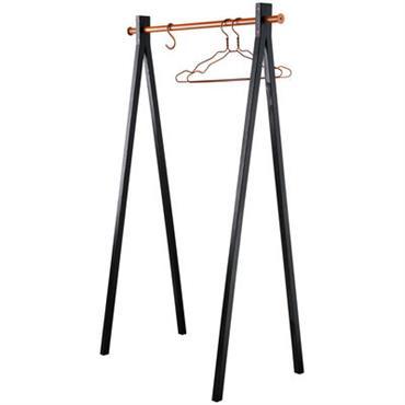 Portant Dress-up / L 120 cm - Nomess orange