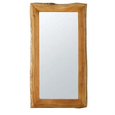Miroir en acacia 69x120
