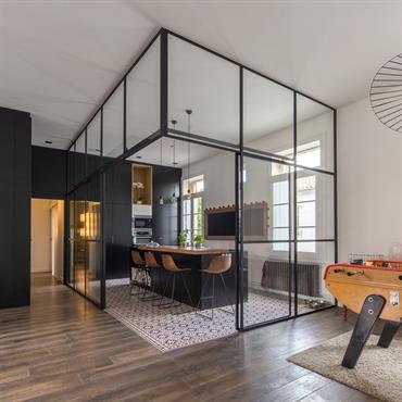 photos et id es d coration maison photo int rieur et ext rieur par style domozoom. Black Bedroom Furniture Sets. Home Design Ideas
