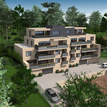 Réalisation d'un immeuble résidentiel de quatorze logements (30)  Domozoom