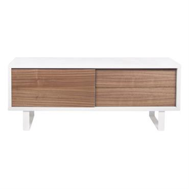 Buffet Oslo / L 150 cm - POP UP HOME blanc