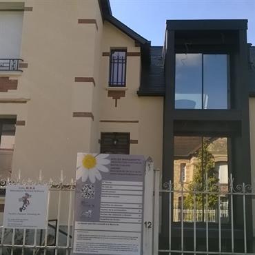 Transformation d'une façade de maison année 1925   Domozoom
