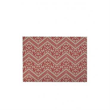 Tête de lit avec housse Rouge 160 cm