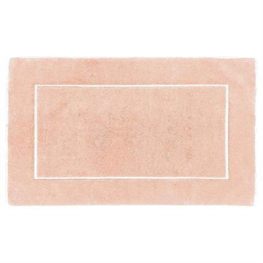Tapis de bain 60x100cm 1000gr/m²  Rose Poudre
