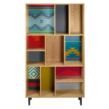 Bibliothèque motifs colorés Cactus