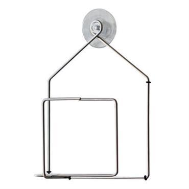 Mangeoire à oiseaux Tipiou / Pour fenêtre - Pa Design acier en métal