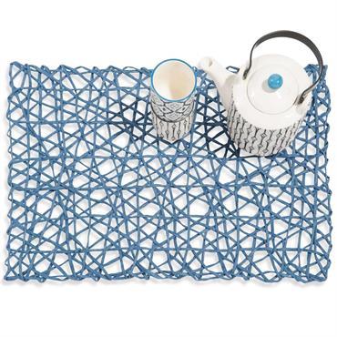 Set de table bleu 30x45cm ESCALE