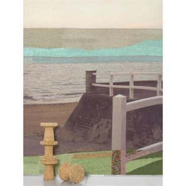 Papier peint panoramique Accalmie bien méritée / 5 lés - L 232