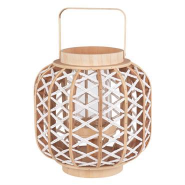 Lanterne en bambou H31