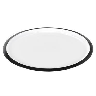 Assiette Daily Beginnings / Ø 25 cm - Serax blanc