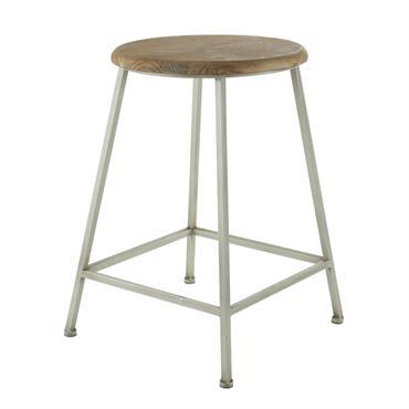 A la recherche d'une assise supplémentaire ?Optez pour le tabouret en sapin et métal vert AKSANDER. Pour un intérieur au style scandinave ou indus, cet assise d'appoint se mêle à ...