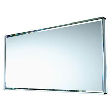 Miroir Prism rectangulaire / H 199 x L 99 cm