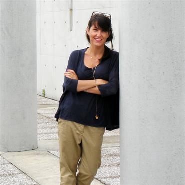 Le design à votre porte !   On avait adoré la collection de portes d'entrée de la designer Bina Baitel créée ... Domozoom