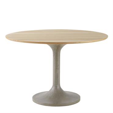 Table à manger ronde 4/6 personnes D115 Andromède