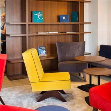 Réaménagement des parties communes de l'hôtel Escale Océania à Saint-Malo  Domozoom