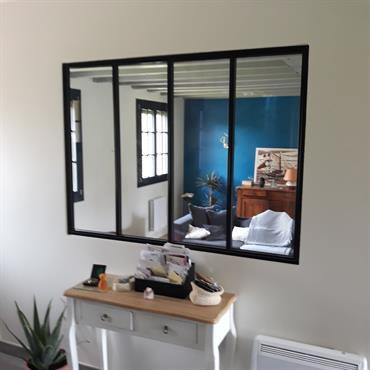 Nouvel aménagement, création des sols, cuisine, verrière, décoration d'intérieure...  Domozoom