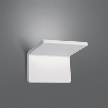 Applique Cuma 20 LED / L 20 cm - Artemide blanc en métal