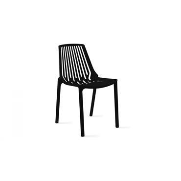 Mêlant un matériau plastique à un design sophistiqué, la chaise de jardin PVC Paris est un mobilier de jardin hyper pratique et ultra résistant. La chaise est moulée en polypropylène, ...