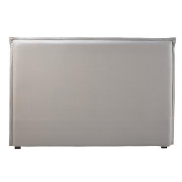 Un petit accessoire déco suffit parfois à sublimer votre espace de vie ! Avec la housse de tête de lit 180 en coton gris MORPHEE , faites entrer l'élégance dans ...