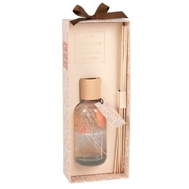 Diffuseur en verre parfum cur de fleur 200ML