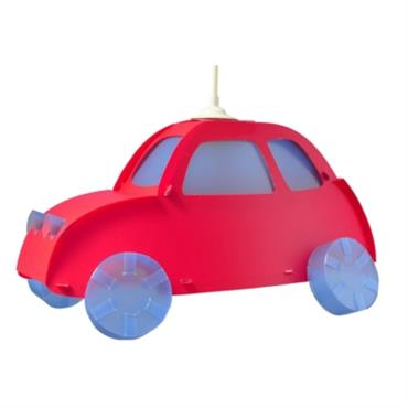 Lampe suspension enfant Voiture