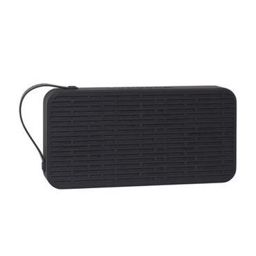Enceinte Bluetooth aSound / Portable sans fil - Kreafunk noir en bois