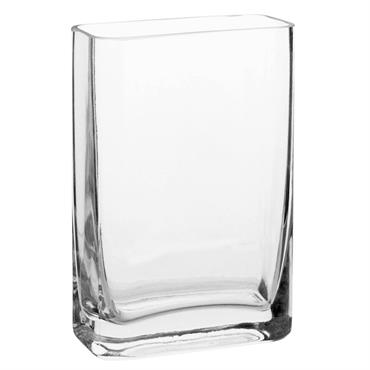 Vase en verre H15