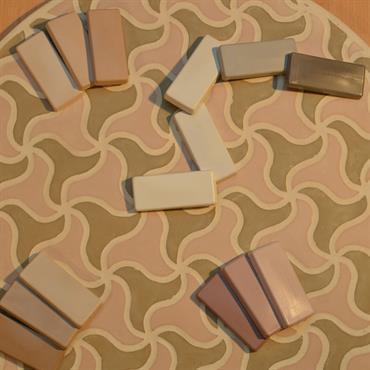 Les ouvrages en béton moderne peuvent décliner tous les pigments sur une base blanche ou grise très légère. Ils sont ... Domozoom