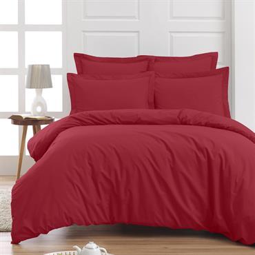 Le drap plat en percale de coton uni SOFT PERCALE vous permet de mieux conserver la chaleur et de réguler la température durant la nuit pour ainsi mieux dormir. Le ...