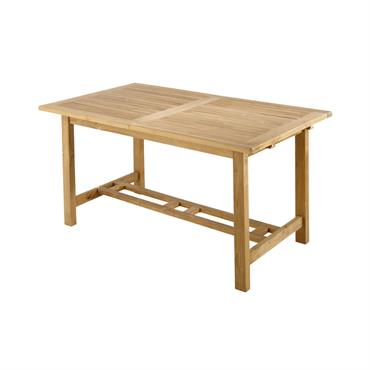 Table de jardin en teck massif L150 Oléron