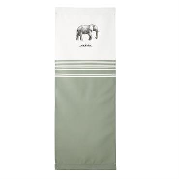 Toile imprimé éléphant compatible avec chilienne PANAMA
