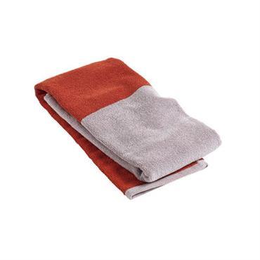 Serviette de toilette Compose / 100 x 50 cm - Hay rouge