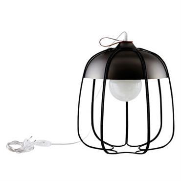 Lampe de table Tull / Ø 36 x H 40 cm