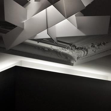 150m2 entièrement décloisonnés, repensé sentièrement avec une mise en scène des espaces de vie. une réflexion globale sur l'évolution des ... Domozoom
