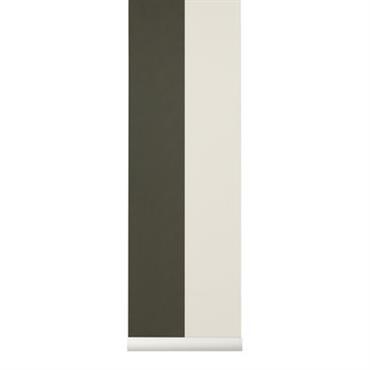 Papier peint Thick Lines / 1 rouleau - Larg 53 cm