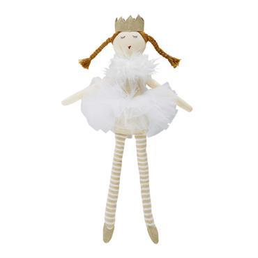 UNE DÉCO ROYALE ! La princesse règne en maître dans la déco des kids ! À l'image de cette peluche poupée LILLY , tout droit sortie d'un univers féerique et ...