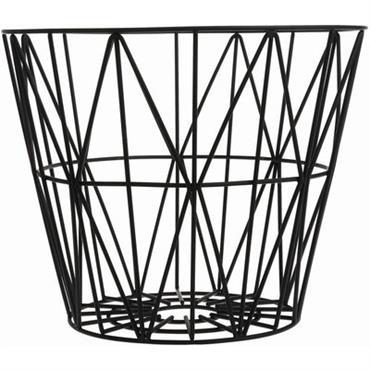 Corbeille Wire Large / Ø 60 x H 45 cm